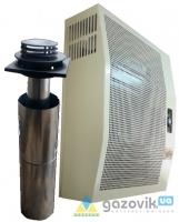 Конвектор газовый АКОГ 2Л (Н) СП чугун - Конвекторы - интернет-магазин Газовик - уменьшенная копия