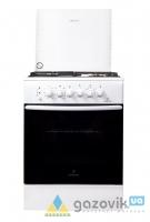 Плита ГЭ GR модель 600-15 белая - Плиты газовые  - интернет-магазин Газовик - уменьшенная копия