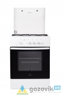 Плита газовая GR  модель 600-10 белая - Плиты газовые  - интернет-магазин Газовик - уменьшенная копия
