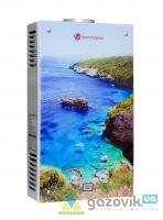 Колонка газовая Savanna 18кВт 10л LCD стекло Лагуна - Колонки газовые - интернет-магазин Газовик - уменьшенная копия