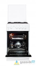 Плита газовая GRETA модель 06 белая - Плиты газовые  - интернет-магазин Газовик