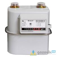 Счетчик газовый мембранный Elster BK-G2,5Т - Счетчики  - интернет-магазин Газовик