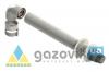 Горизонтальный комплект труб 60/100 для ARISTON (condens) - Котлы - интернет-магазин Газовик - уменьшенная копия