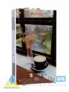 Колонка газовая Savanna 18кВт 10л LCD стекло Кофе - Колонки газовые - интернет-магазин Газовик - уменьшенная копия