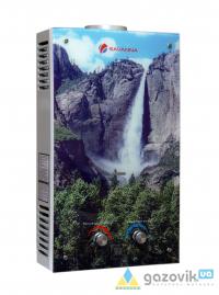 Колонка газовая Savanna 18кВт 10л LCD стекло Водопад - Колонки газовые - Интернет-магазин Газовик