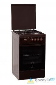 Плита газовая GRETA модель 16 коричневая - Плиты газовые  - интернет-магазин Газовик