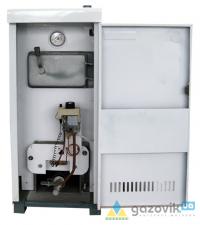 котел газовый Березка В (газ, уголь) - Котлы - интернет-магазин Газовик