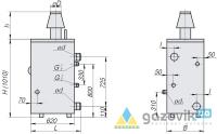 Котел газовый Ривнетерм 40(автоматика КАРЕ - Польша) - Котлы - интернет-магазин Газовик