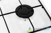 Плита газовая GRETA 1201-10аа бел - Плиты газовые  - Интернет-магазин Газовик
