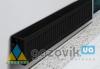 Радиатор PURMO Ventil Compact тип 22 300 x 2300 RAL 9005 - Радиаторы - Интернет-магазин Газовик - уменьшенная копия