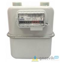 Счетчик газовый G6 Metrix с термокомпенсатором  - Счетчики  - интернет-магазин Газовик