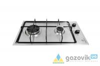 Стол встраиваемый GRETA СВ 2 нержавейка - Плиты газовые  - Интернет-магазин Газовик