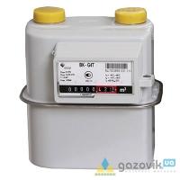 Счетчик газа мембранный Elster BK-G1,6 - Счетчики  - интернет-магазин Газовик - уменьшенная копия