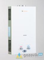 Колонка газовая Savanna 18кВт 10л LCD белая - Колонки газовые - интернет-магазин Газовик - уменьшенная копия