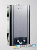 Колонка газовая Savanna 18кВт 10л LCD нержавейка А - Колонки газовые -