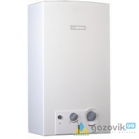 Колонка газовая Bosch THERM 4000  wr 10-2В - Колонки газовые - интернет-магазин Газовик - уменьшенная копия