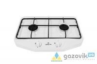 Плита газовая настольная GRETA 1103 белая - Плиты газовые  - интернет-магазин Газовик - уменьшенная копия