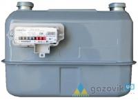 Счетчик газа Самгаз G-6 Р - Счетчики  - интернет-магазин Газовик - уменьшенная копия