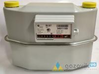 Счетчик газовый мембранный Elster BK-G6T - Счетчики  - интернет-магазин Газовик - уменьшенная копия