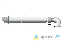 Горизонтальный комплект труб для котлов Protherm Рысь LYNX - Котлы -